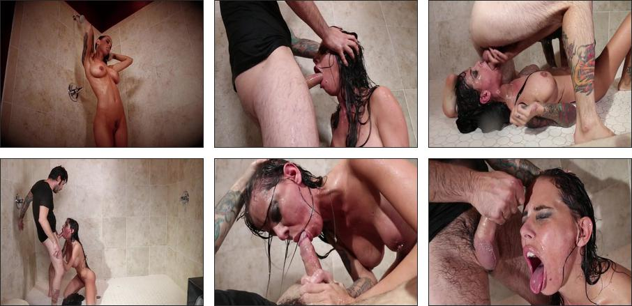 Brandy Aniston's Oral Chamber, Scene 4