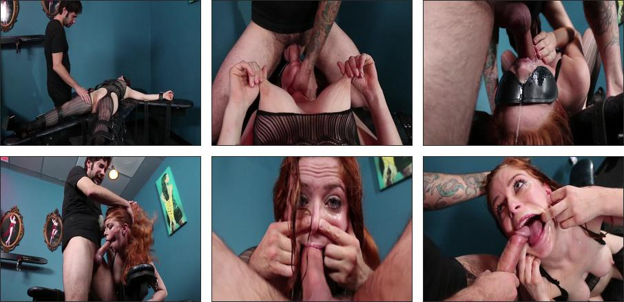 Brandy Aniston's Oral Chamber, Scene 1