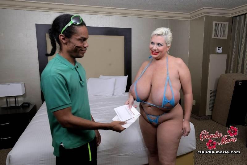 Claudia Marie - Double Shot - HD 720p