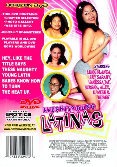 Naughty Young Latinas