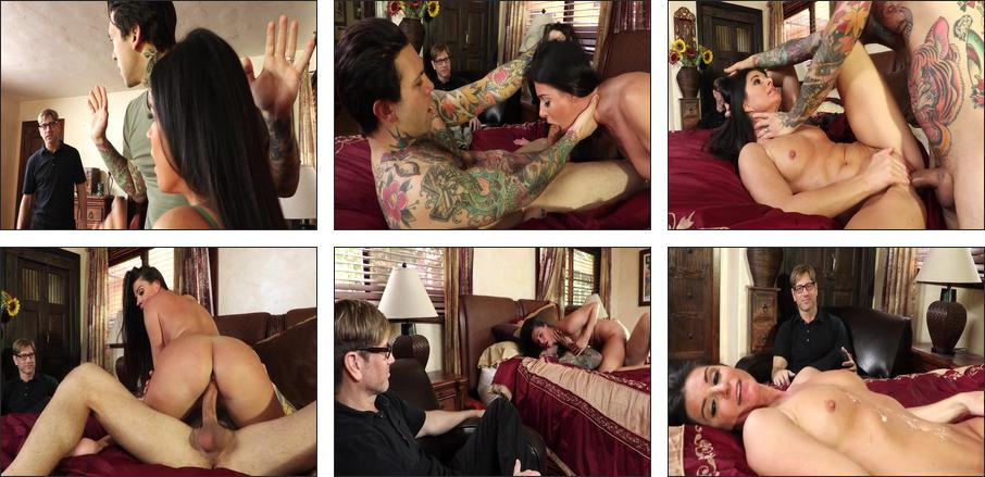 Cuckold Family Affairs, Scene 2