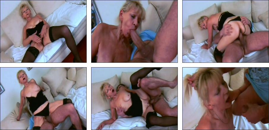 Eighty And Still Fucking #1, Scene 2