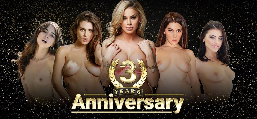 3 Year anniversary compilation, Oct 23, 2018, 3d vr porno, HQ 1920p
