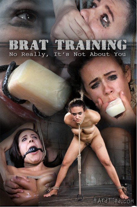 Penny Barber, Rain DeGrey - Brat Training - No Really, It's Not About You (HD 720p)