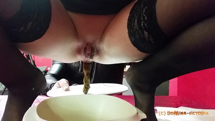 Domina-Victoria - Eat my shit (FullHD 1080p)