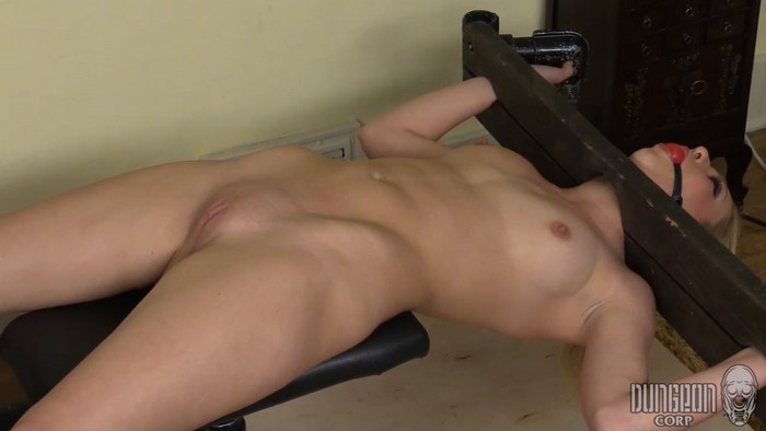 Tiffany Watson - Blonde, Bound and Blaised - part 4 (HD 720p) Cover