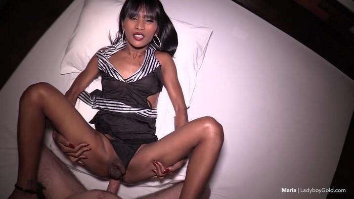 Maria - Cambodian Fuckdoll Bareback HJ (HD 720p) Cover