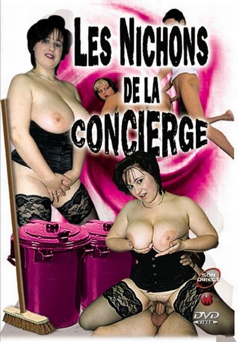 Les Nichons de la Concierge - Big boobs concierge