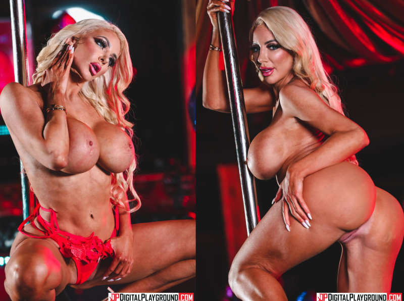 Nicolette Shea & Abigail Mac - Hot Nights, Cold Blood - Scene 4 - DigitalPlayground - FullHD 1080p