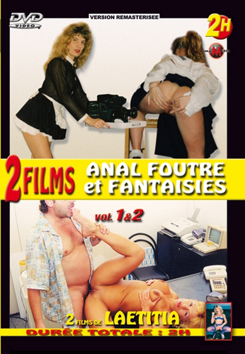 Anal Foutre et Fantaisies 1 & 2 - Fantasies About Anal Fucking 1 & 2
