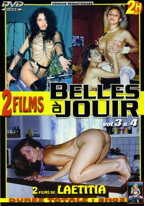 Belles a Jouir 3 et 4 - Great Splashes 3 and 4 Cover