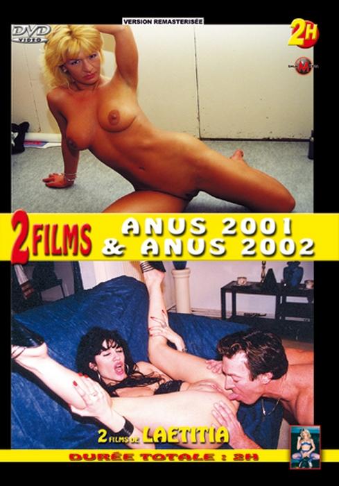 Anus 2002 Cover