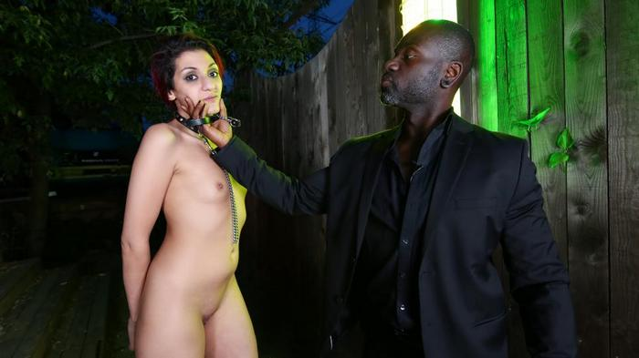 PD Laila - Hot interracial domination with beautiful German redhead slave Laila - Part 1 (HD 720p)