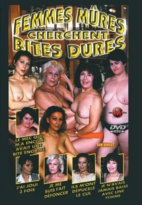 Femmes Mures Cherchent Bites Dures - Mature Women of the Most Strict Rule