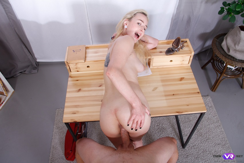 Rough Sex Without Foreplay, Effy Sweet, 3d vr porno, HQ 1920p