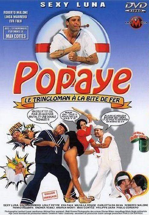 L'Irascibile Cazzo Di Ferro - Popaye [Pink'O / Imamedia / Year 2002]