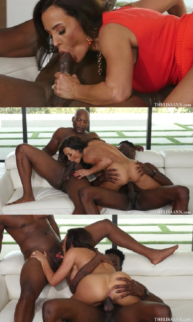 Lisa Ann - Black Out 3 BBG Threeway - The Lisa Ann