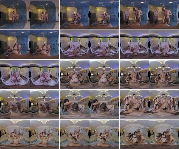 Fidelio 3, Bridgette B., Dolly Leigh, Romi Rain, Whitney Wright, Emma Starletto, Kayla Paris, Naomi Blue, December 31, 2018, 3d vr porno, HQ 2048p