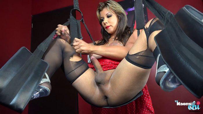 TS Naomi Chi - On the Sexy Swing (FulllHD 1080p)