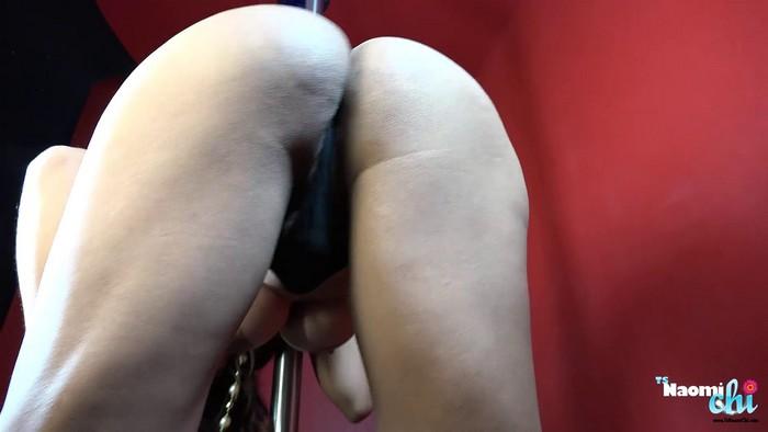 TS Naomi Chi - Pole Dancing (FulllHD 1080p)