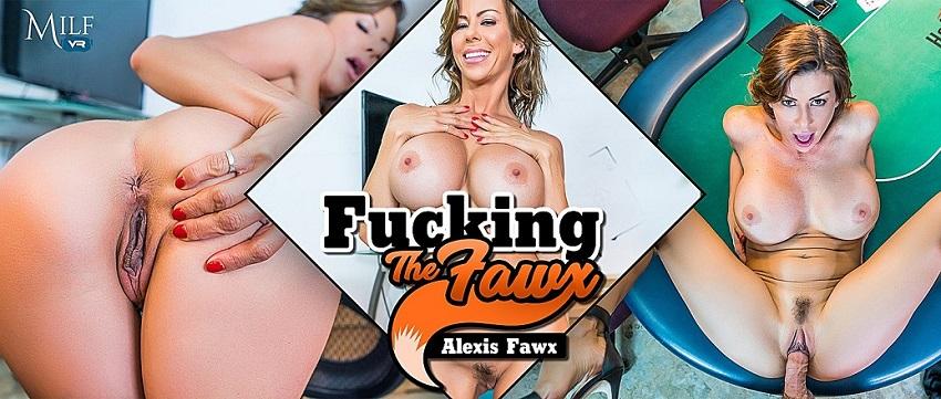 Fucking the Fawx, Alexis Fawx, Sep 28, 2018, 3d vr porno, HQ 1600p