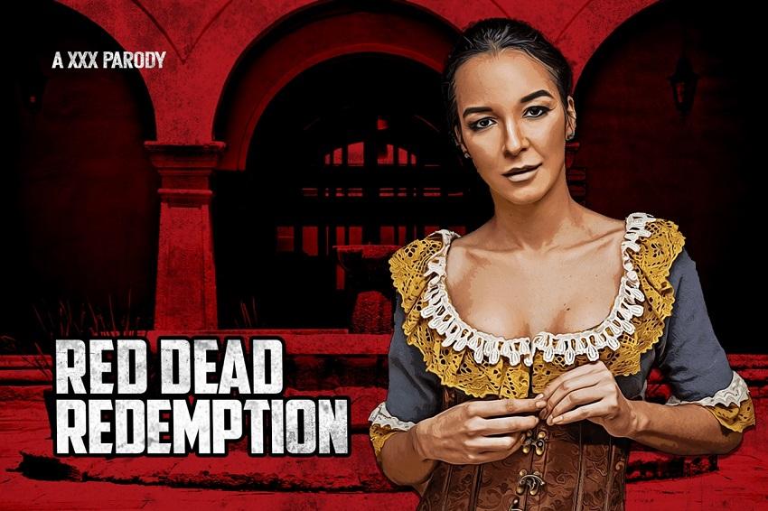 Red Dead Redemption A XXX Parody, Francys Belle, Jan 18, 2019, 5k 3d vr porno, HQ 2700p