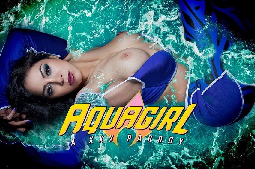 Aquagirl: Sub Diego A XXX Parody, Julia De Lucia, Feb 22, 2019, 5k 3d vr porno, HQ 2700p