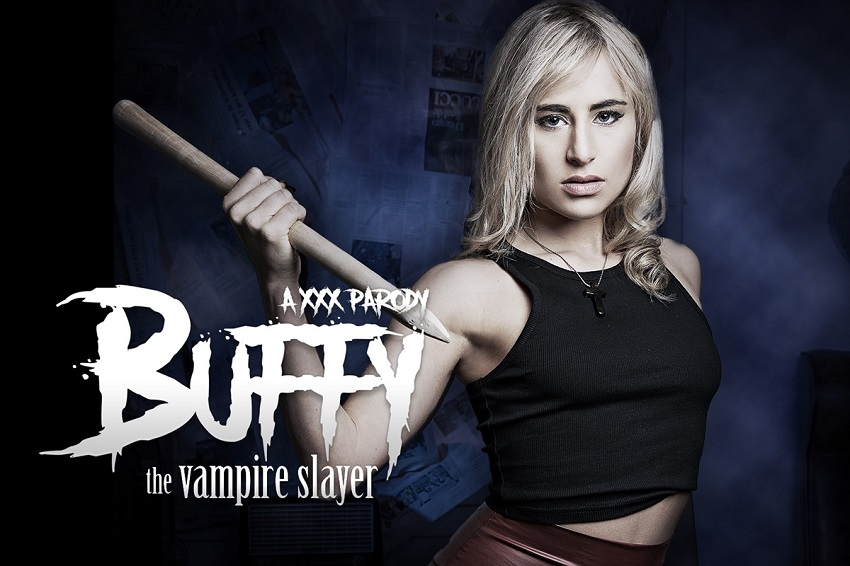 Buffy The Vampire Slayer A XXX Parody, Lindsey Cruz, Jan 5, 2019, 5k 3d vr porno, HQ 2700p