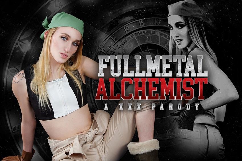 Full Metal Alchemist A XXX Parody, Victoria Gracen, Feb 8, 2019, 5k 3d vr porno, HQ 2700p