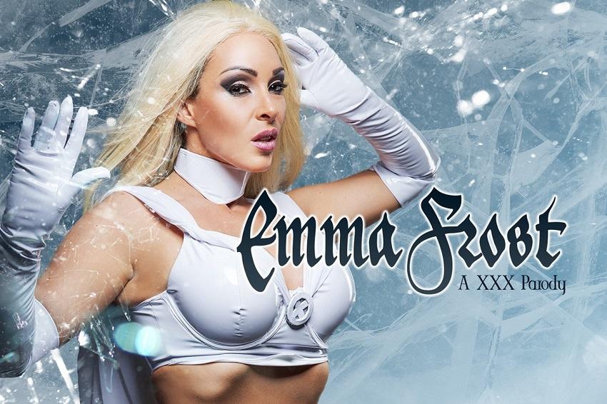 Emma Frost A XXX Parody, Victoria Summers, Feb 15, 2019, 5k 3d vr porno, HQ 2700p