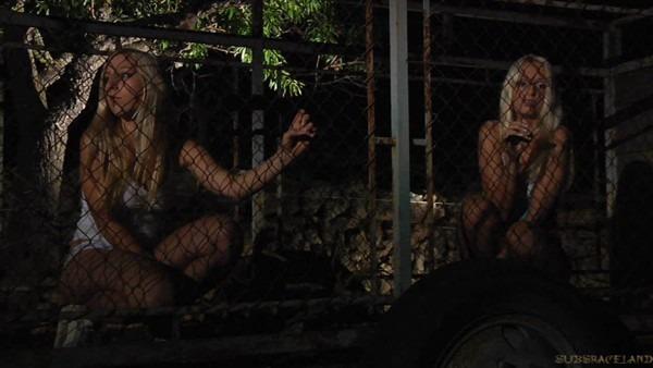 Erica Fontes, Caroline Fox, Marcellino - Caught Beauty (HD 720p) Cover