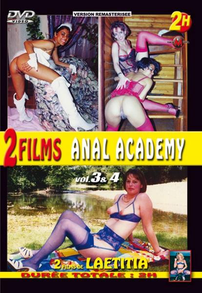Anal Academy 3 et 4