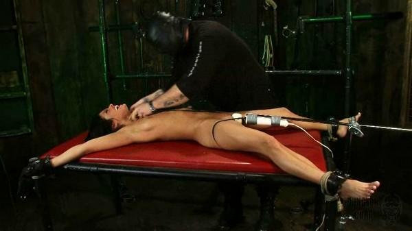 Sadie West - Bondage, Torture and Real Orgasm