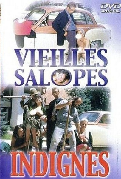 Vieilles Salopes Indignes - Old Horny Knots