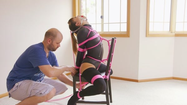 Mina - Straddle Chair Bound - RS-262 (FullHD 1080p)