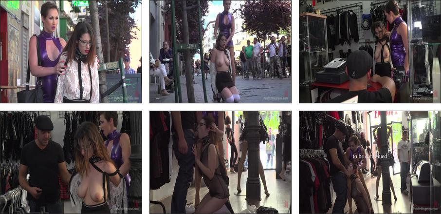 Zenda Sexy: Walk of Shame, Scene 1