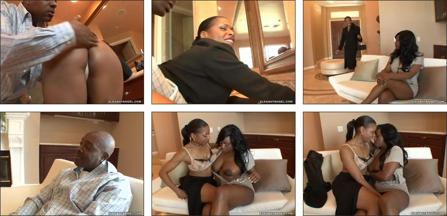 Up That Black Ass #6, Scene 5