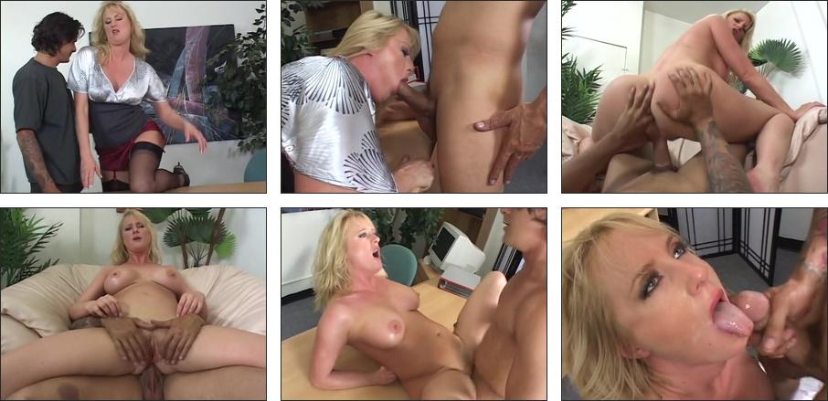 Anal Craving Cougars #2, Scene 2