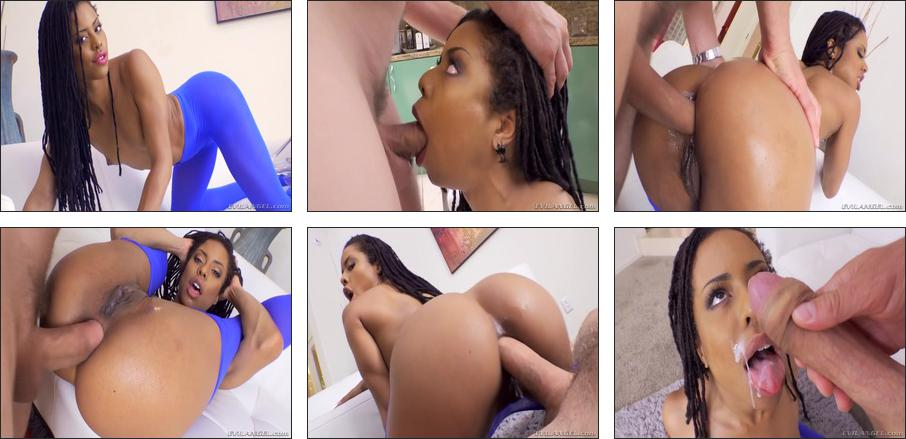 Mick's ANAL Panty Hoes #5, Scene 3