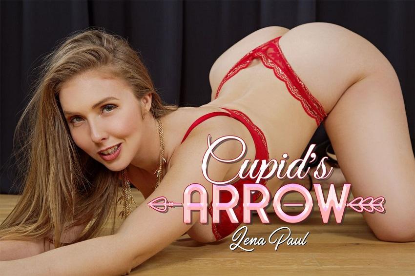 Cupid's Arrow, Lena Paul, Feb 14, 2019, 3d vr porno, HQ 1920p