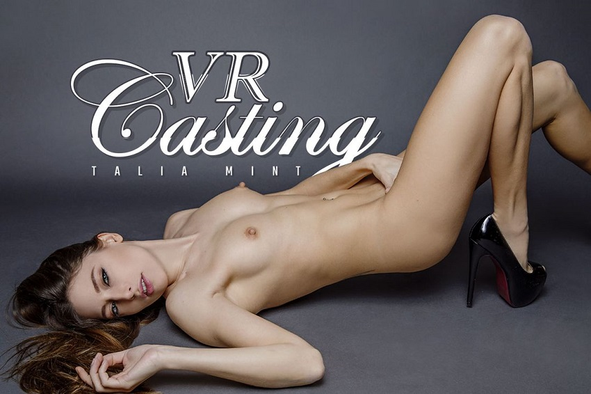 VR Casting, Talia Mint, Feb 21, 2019, 3d vr porno, HQ 1920p