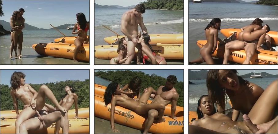 Sex Sirens Of Brazil #2, Scene 1