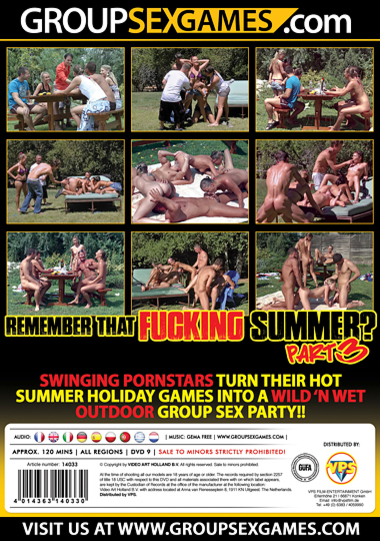 Remember That Fucking Summer #3