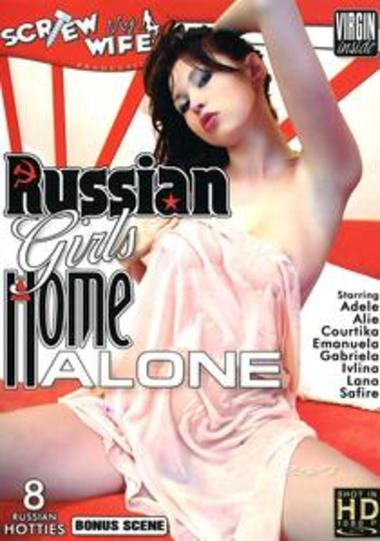 Russian Girls Home Alone #1