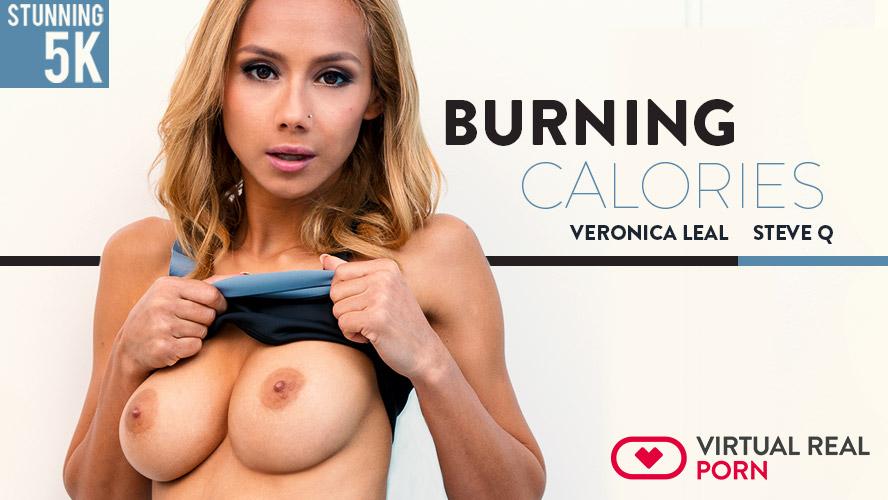 Burning calories, Veronica Leal, Nov 19, 2018, 5k 3d vr porno, HQ 2700p