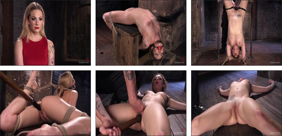 Dahlia Sky Submits to Punishing Bondage and Torment , Scene 1