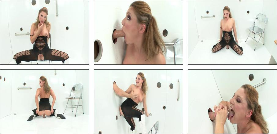Glory Hole Whores #4, Scene 2