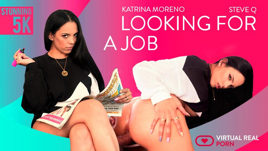 Looking for a job, Katrina Moreno, Sep 28, 2018, 3d vr porno, HQ 2160p