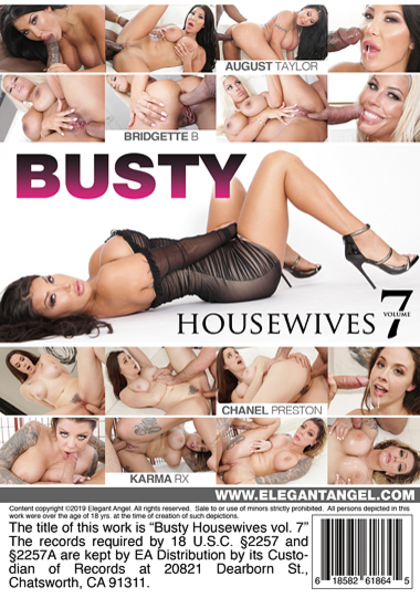 Busty Housewives #7