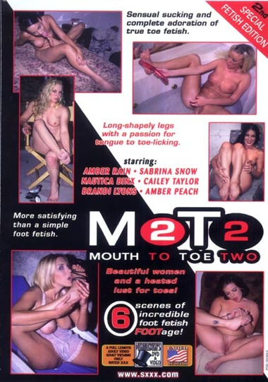 Mouth To Toe #2
